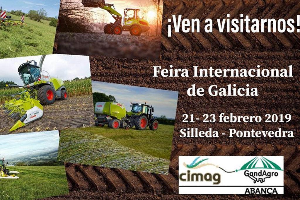 Llega la Feira Internacional de Galicia